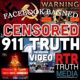 911 FACEBOOK CENSORSHIP